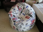 SILLON AMOLDABLE LONDRES